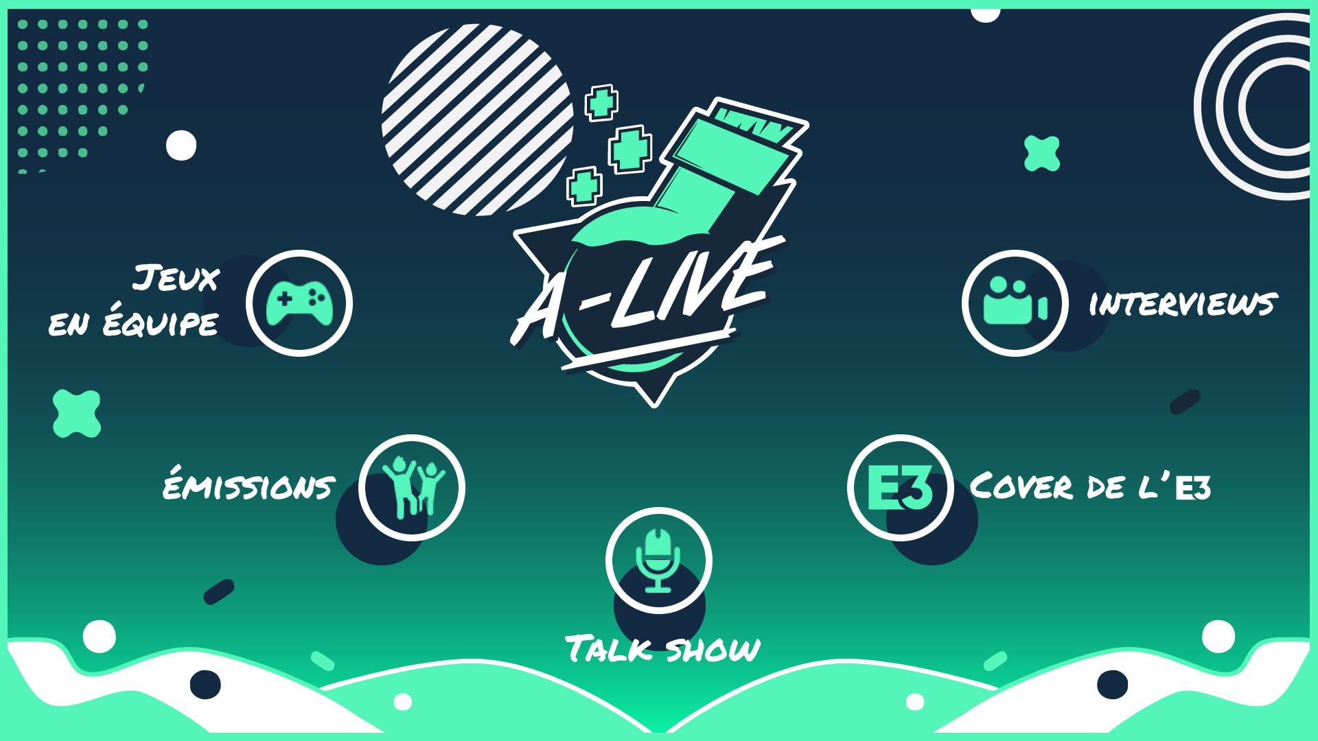 programmation a-live
