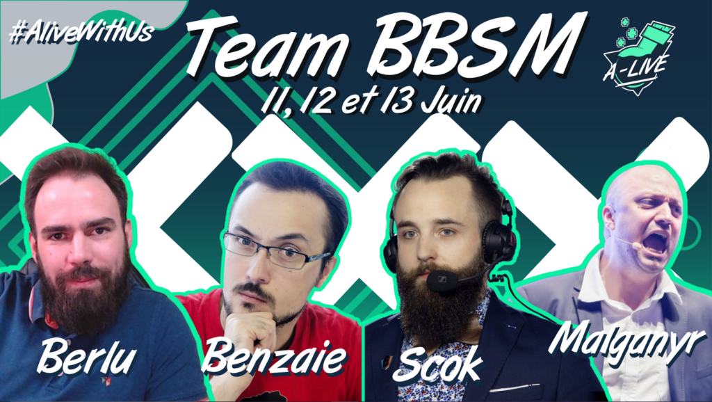 Team BBSM a-live