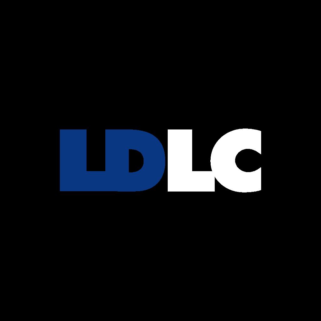 logo ldlc partenaire de a-live